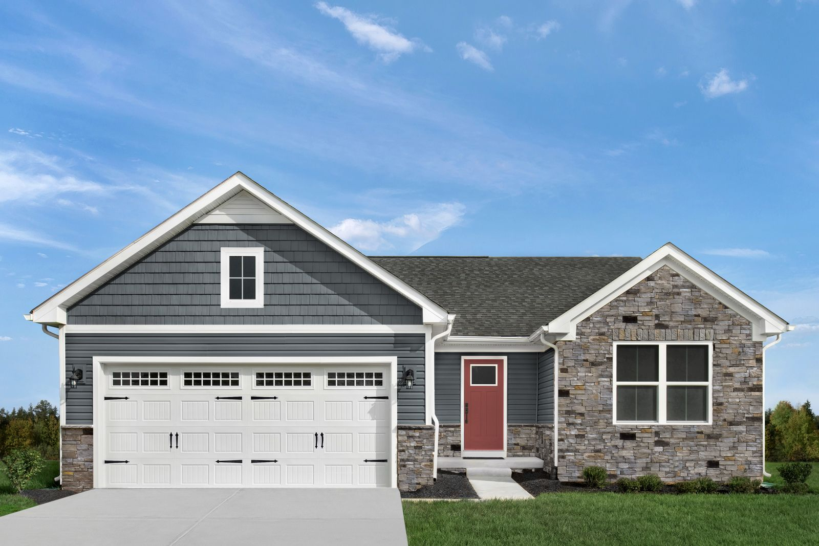'Sunbrook Villas' by Ryan Homes-IND in Indianapolis