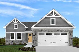 Eden Cay - Sunbrook Villas: Lebanon, Indiana - Ryan Homes