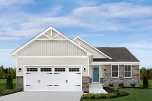 Grand Cayman w/ Full Basement - Sawyers Mill Ranches: Middletown, Ohio - Ryan Homes