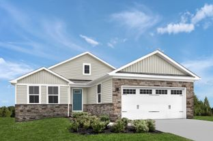 Dominica Spring - Gristmill Villas: Westfield, Indiana - Ryan Homes