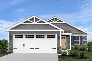 Aruba Bay w/ Full Basement - Ewing Villas Ranches: Marysville, Ohio - Ryan Homes