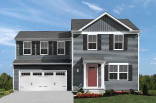 Aspen w/ Full Basement - Walnut Run: Groveport, Ohio - Ryan Homes