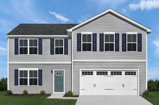 Elm w/ Full Basement - Walnut Run: Groveport, Ohio - Ryan Homes