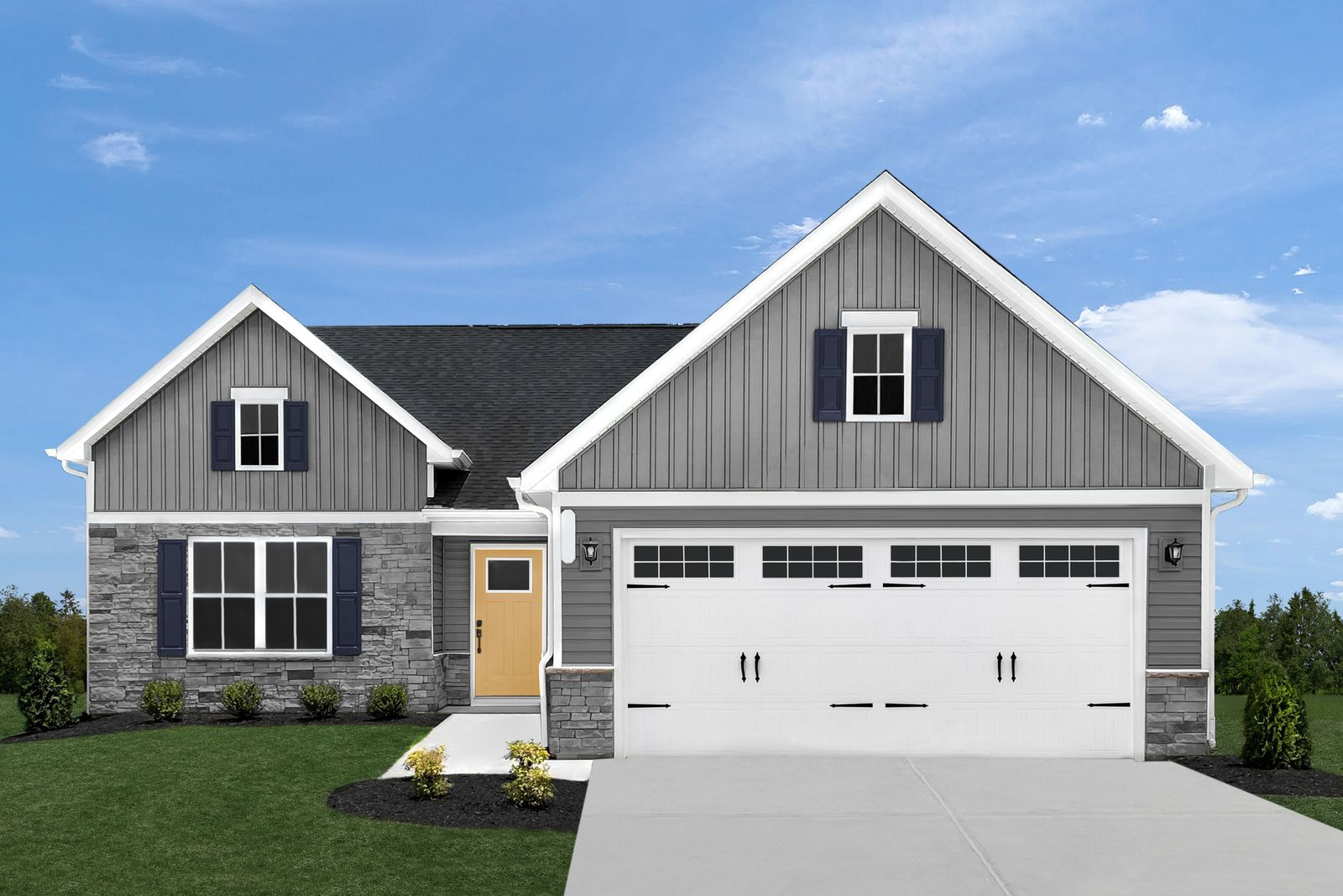 Exterior featured in the Eden Cay w/ Full Basement By Ryan Homes in Columbus, OH