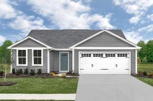 Spruce - Weathers Creek: Troutman, North Carolina - Ryan Homes