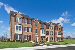 McPherson Grand Rear Entry - Greenleigh Executive Collection: Middle River, Maryland - NVHomes