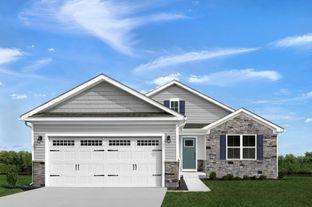 Dominica Spring - Villas of Meadow View: Streetsboro, Ohio - Ryan Homes