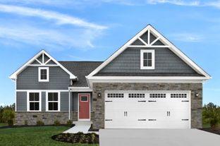 Eden Cay - Villas of Meadow View: Streetsboro, Ohio - Ryan Homes