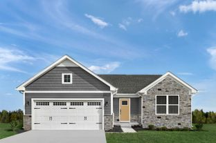 Grand Bahama w/ Full Basement - Sawyers Mill Ranches: Middletown, Ohio - Ryan Homes