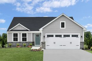 Grand Cayman - Carriage Trails Ranches: Tipp City, Ohio - Ryan Homes
