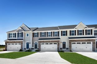 Rosecliff - Towns at Cedar Crest: Stow, Ohio - Ryan Homes