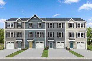 Juniper - Magnolia Creek Townhomes: Durham, North Carolina - Ryan Homes
