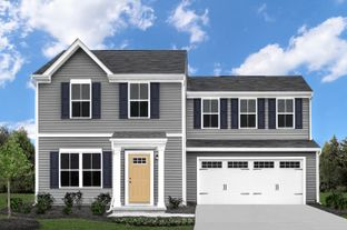 Aspen - Ashton Point: Columbus, Ohio - Ryan Homes