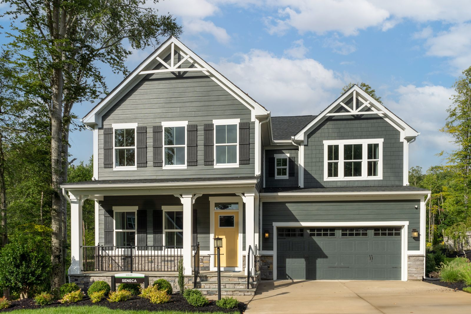 Exterior featured in the Ballenger By Ryan Homes in Columbus, OH