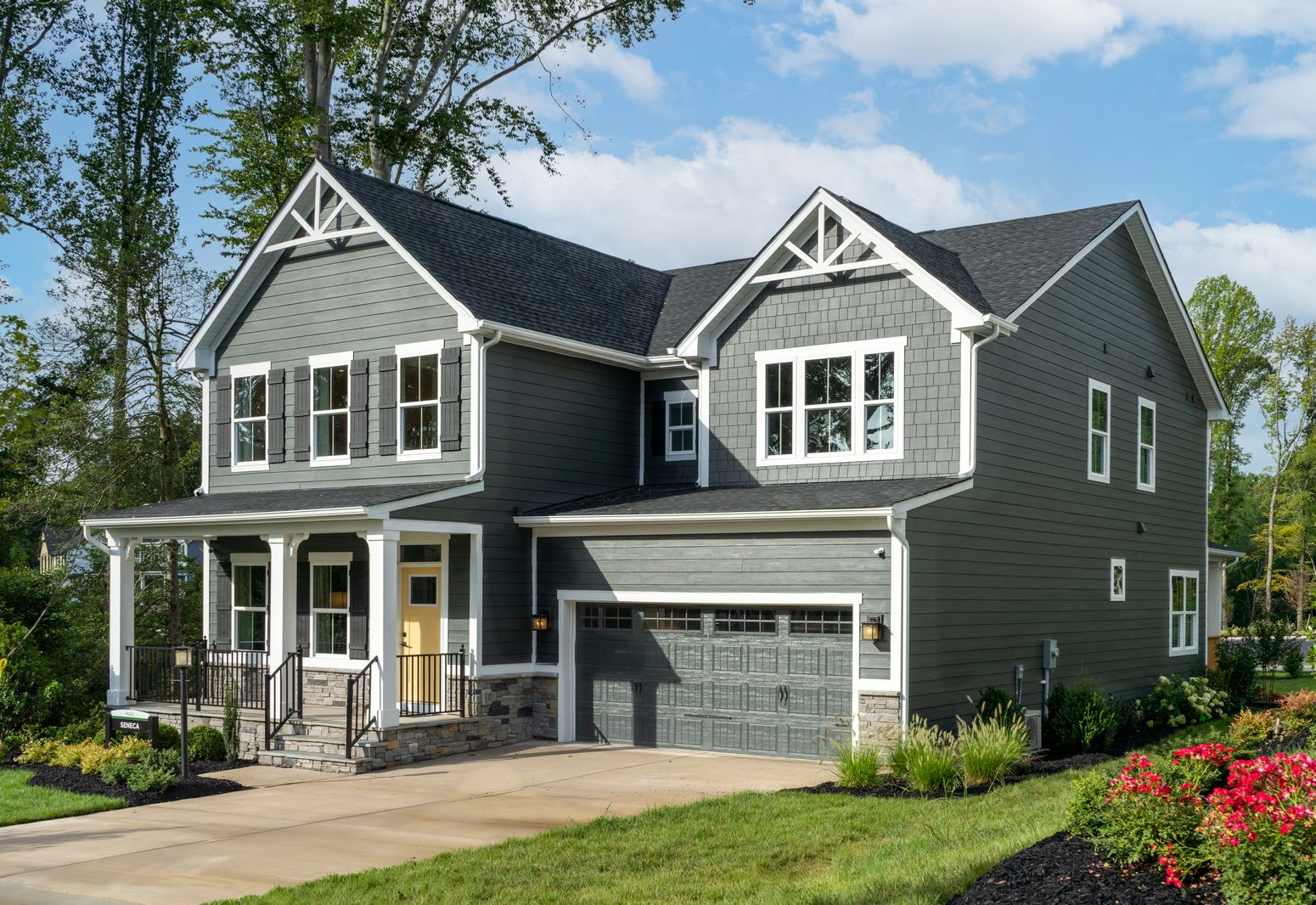 Exterior featured in the Ballenger By Ryan Homes in Dayton-Springfield, OH