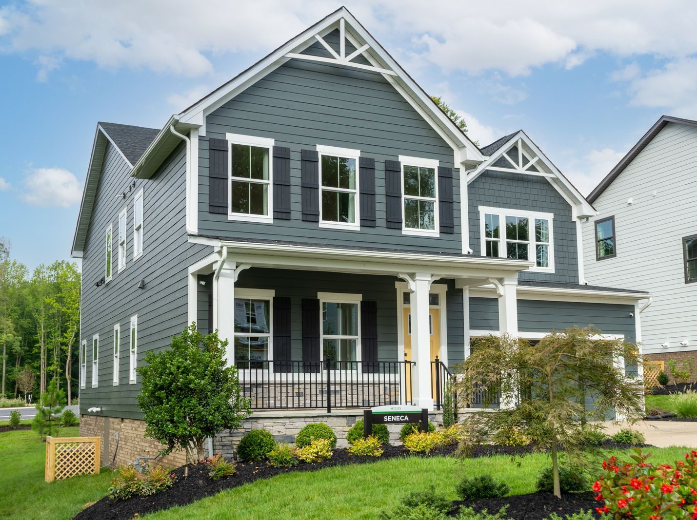 Exterior featured in the Ballenger with Full Basement By Ryan Homes in Indianapolis, IN