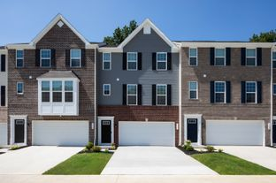 Wexford - Towns at Steels Corners: Cuyahoga Falls, Ohio - Ryan Homes