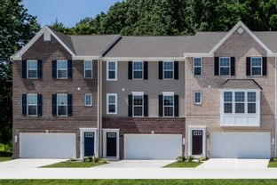 Wexford F - Brookwood Crossing: Willoughby, Ohio - Ryan Homes
