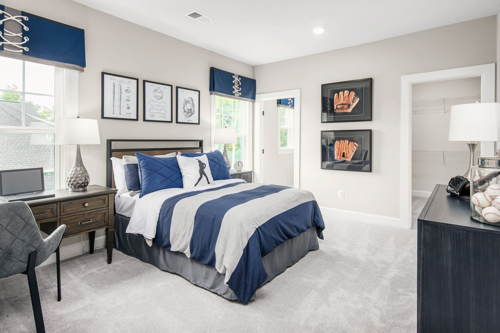 Bedroom featured in the Stratford Hall By NVHomes in Baltimore, MD