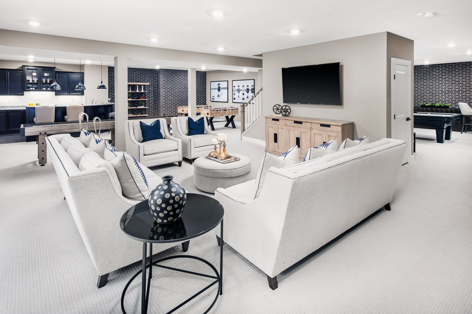 Living Area featured in the Stratford Hall By NVHomes in Baltimore, MD