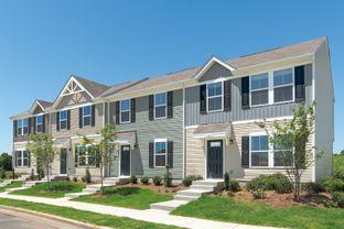 Juniper - Walnut Hill Townes: Greer, South Carolina - Ryan Homes