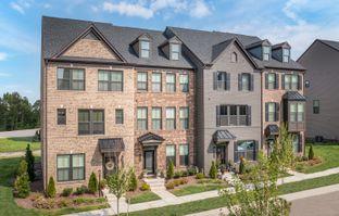 Van Dorn - Centerpointe Townes: Midlothian, Virginia - Ryan Homes