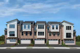 Spring Hill - Cedar Creek Townhomes: Columbia, District Of Columbia - NVHomes