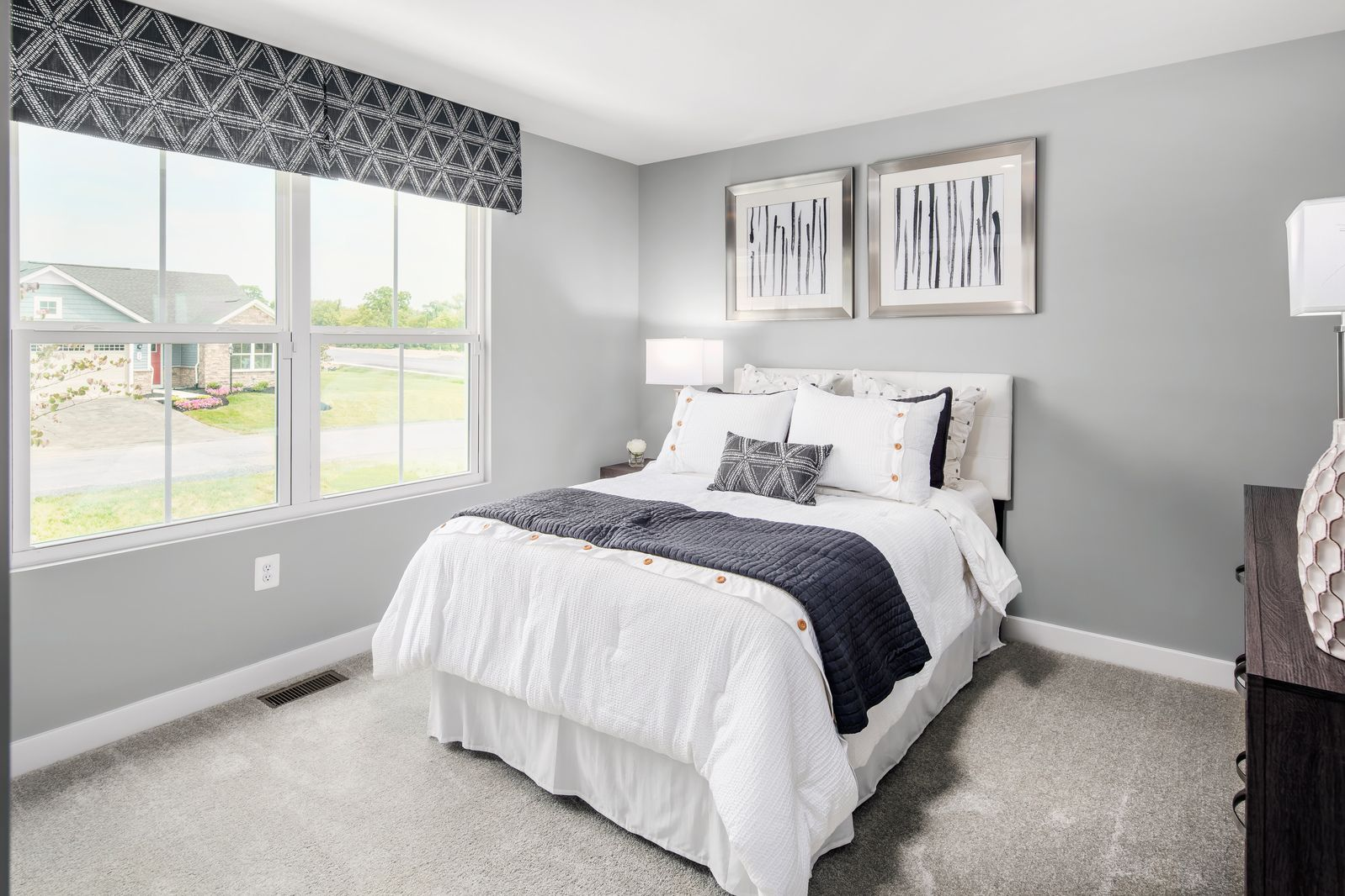 Bedroom featured in the Grand Bahama By Ryan Homes in Sussex County, NJ