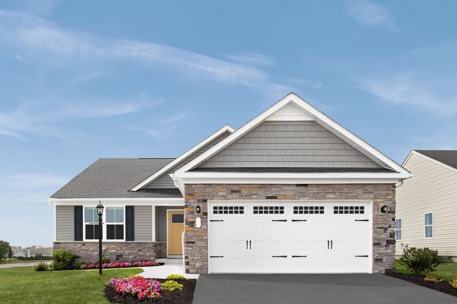 Exterior featured in the Grand Cayman By Ryan Homes in Cumberland County, NJ