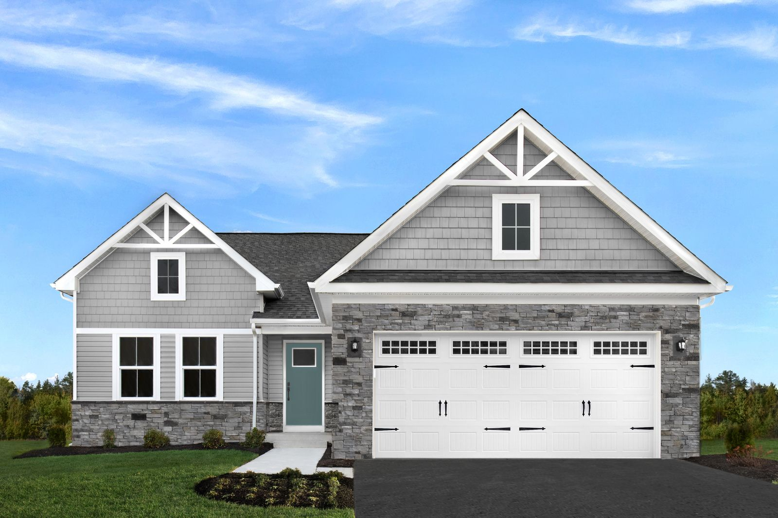 Exterior featured in the Eden Cay By Ryan Homes in Cumberland County, NJ