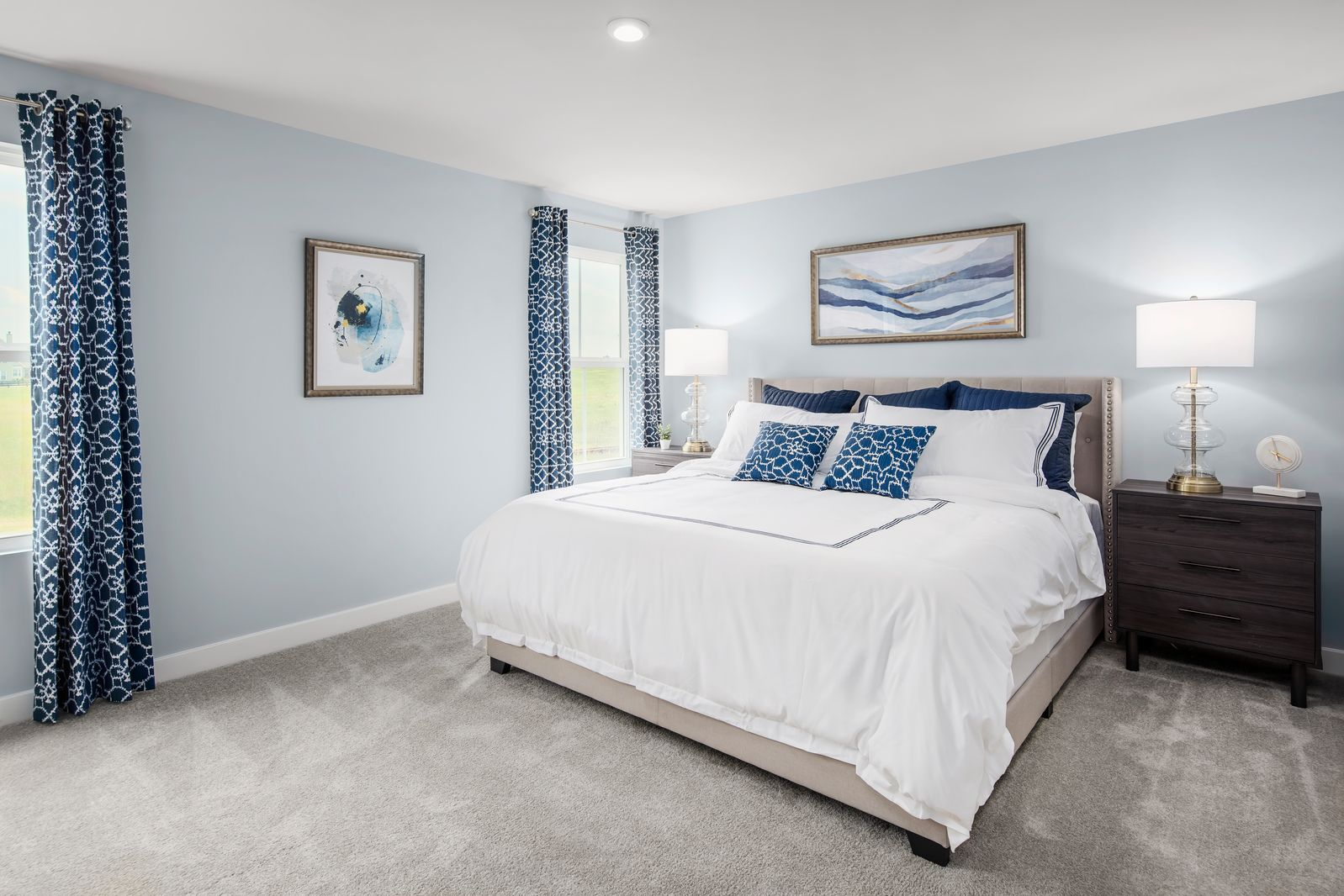Bedroom featured in the Eden Cay By Ryan Homes in Cumberland County, NJ