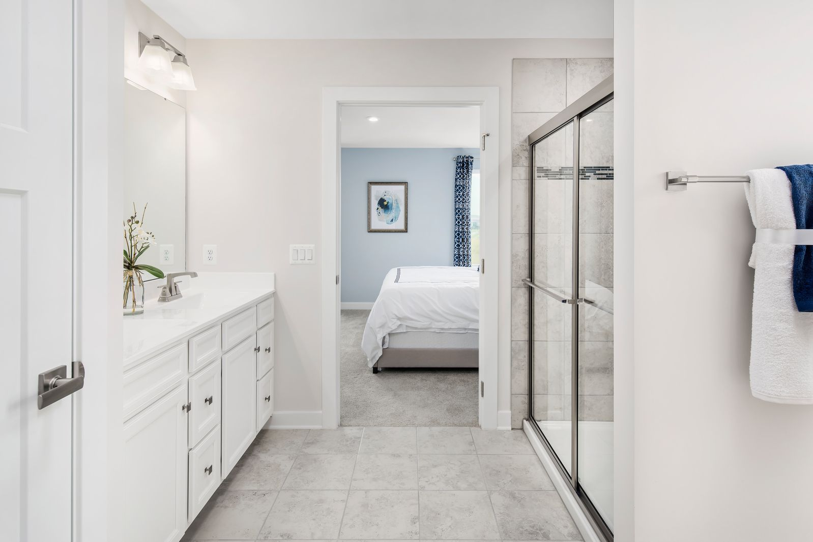 Bathroom featured in the Eden Cay w/ Full Basement By Ryan Homes in Columbus, OH