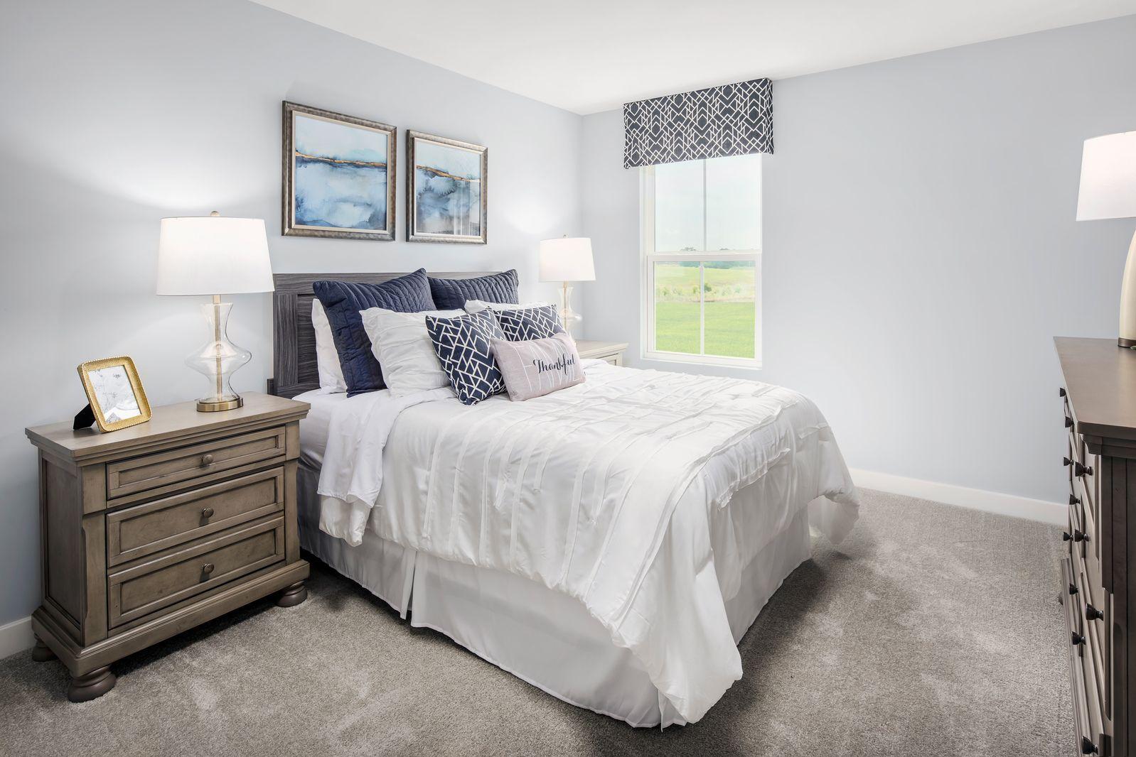 Bedroom featured in the Eden Cay By Ryan Homes in Norfolk-Newport News, VA