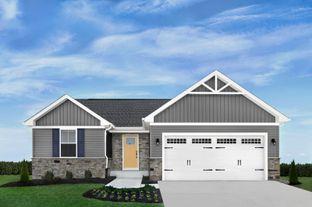 Grand Bahama - Gristmill Villas: Westfield, Indiana - Ryan Homes