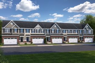 Rosecliff - James Run Carriage Homes: Bel Air, Maryland - Ryan Homes