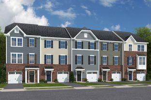 Beethoven D - James Run Townhomes: Bel Air, Maryland - Ryan Homes