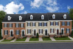 Clarendon 4 Story - Stanton Square: Washington, District Of Columbia - Ryan Homes