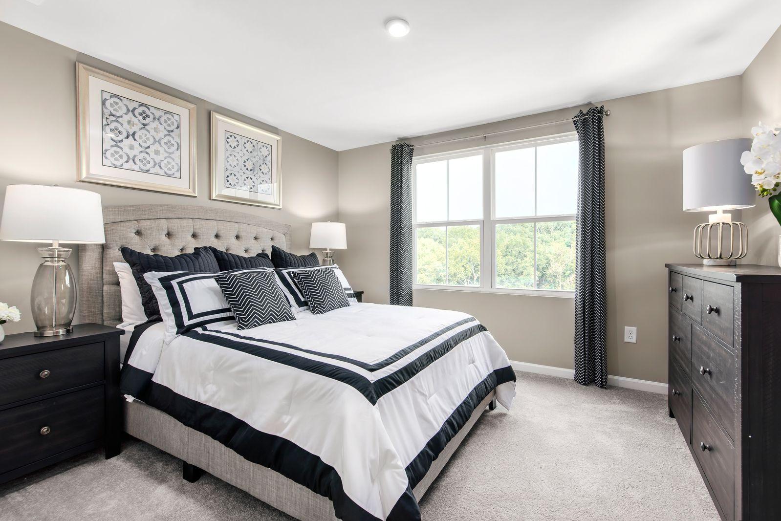 Bedroom featured in the Juniper By Ryan Homes in Wilmington-Newark, DE