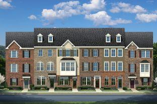 Clarendon 3 Story - Summerfield: Hyattsville, District Of Columbia - Ryan Homes
