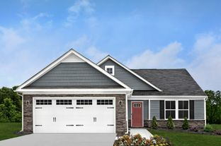 Grand Cayman - The Groves at New Kent 55 Plus: New Kent, Virginia - Ryan Homes
