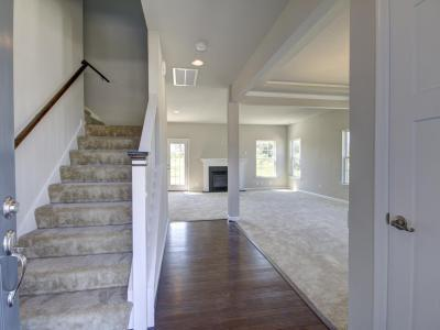 Living Area featured in The Byron By Napolitano Homes in Norfolk-Newport News, VA