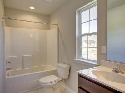Bathroom featured in The Byron By Napolitano Homes in Norfolk-Newport News, VA
