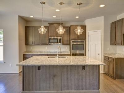 Kitchen featured in The Milan II By Napolitano Homes in Norfolk-Newport News, VA