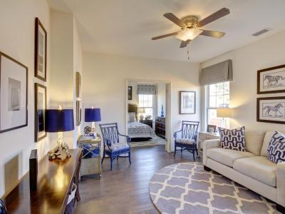 Living Area featured in The Siena By Napolitano Homes in Norfolk-Newport News, VA