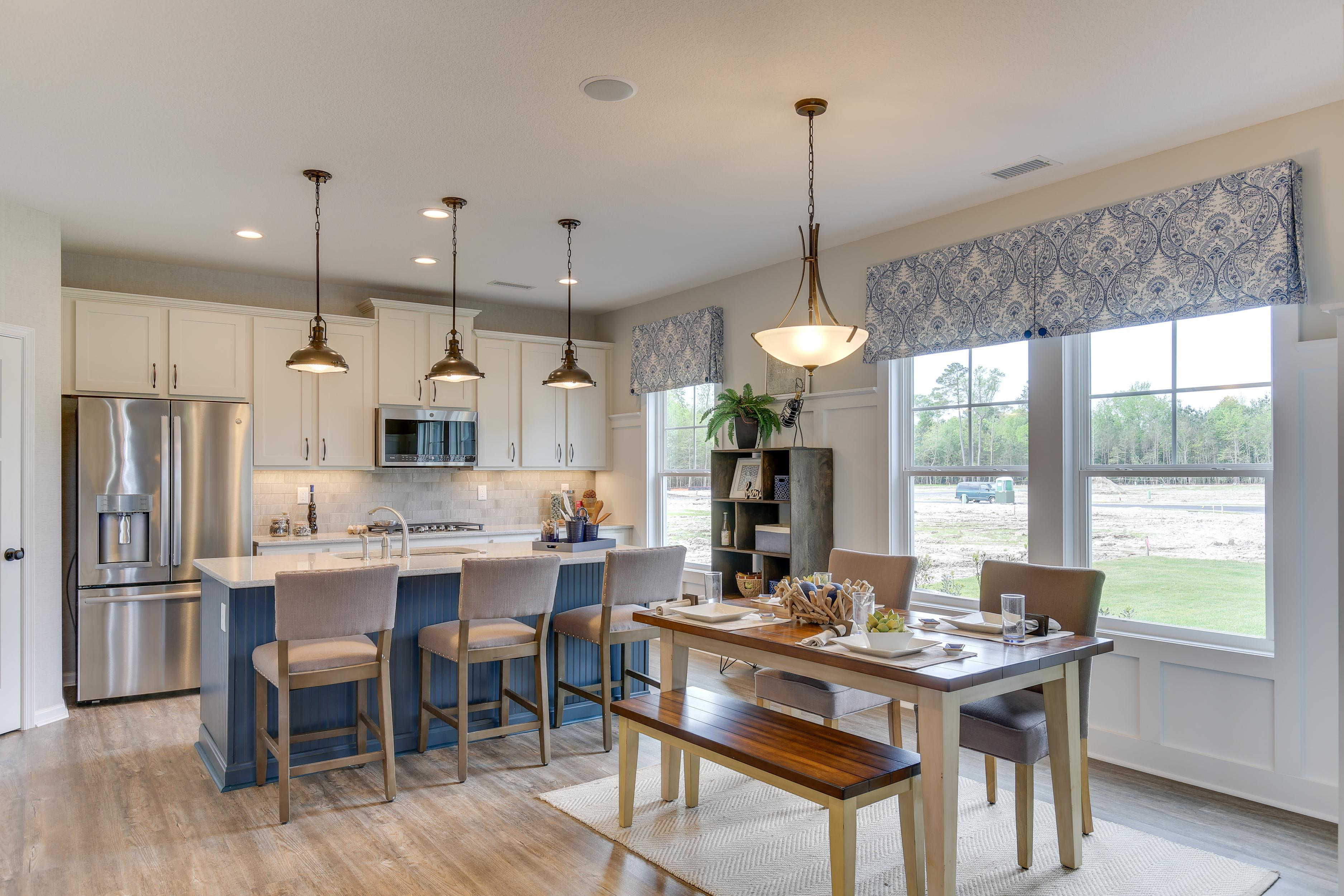 'Kings Fork Village' by Napolitano Homes in Norfolk-Newport News