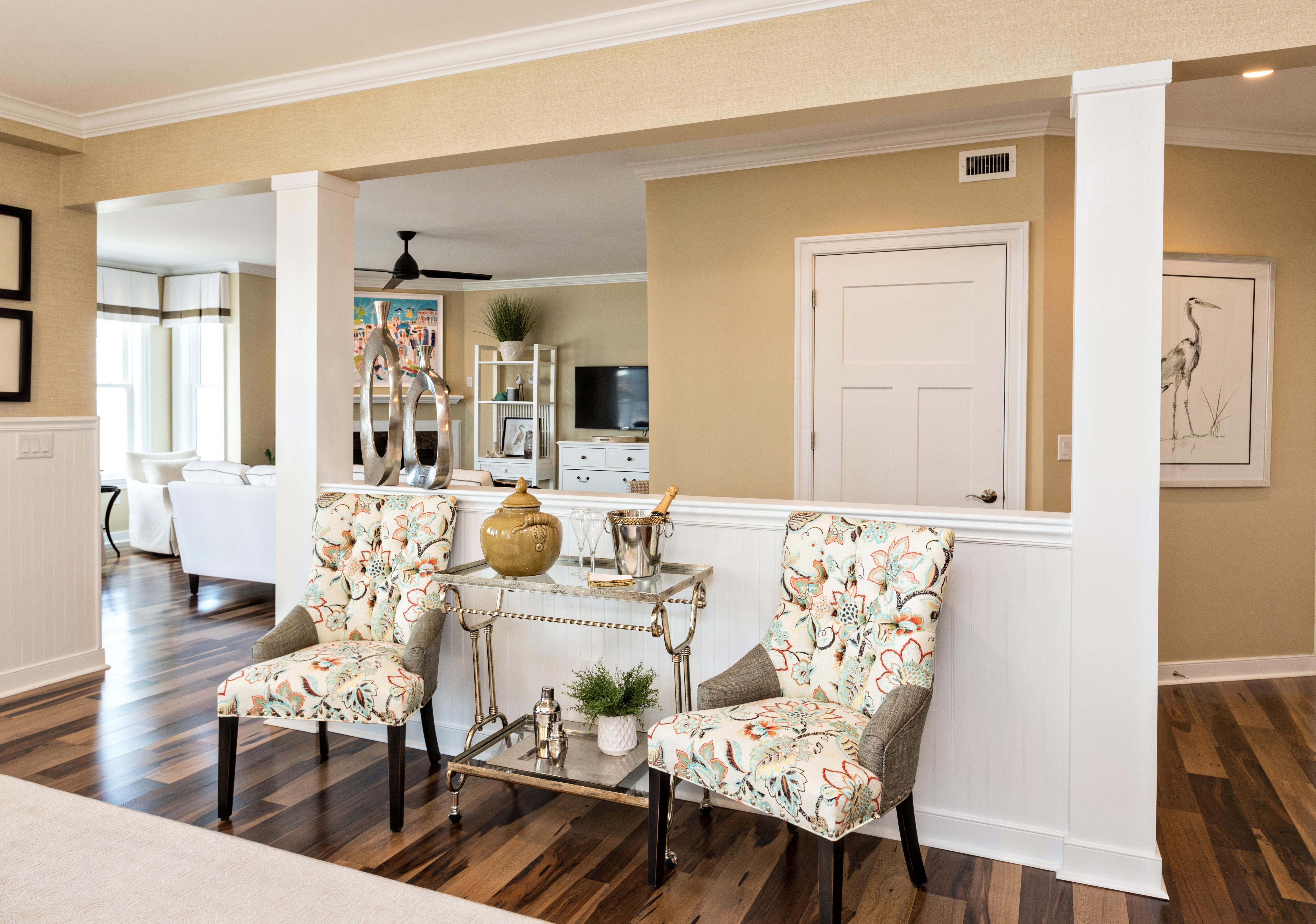 Living Area featured in The Aurora By Napolitano Homes in Norfolk-Newport News, VA