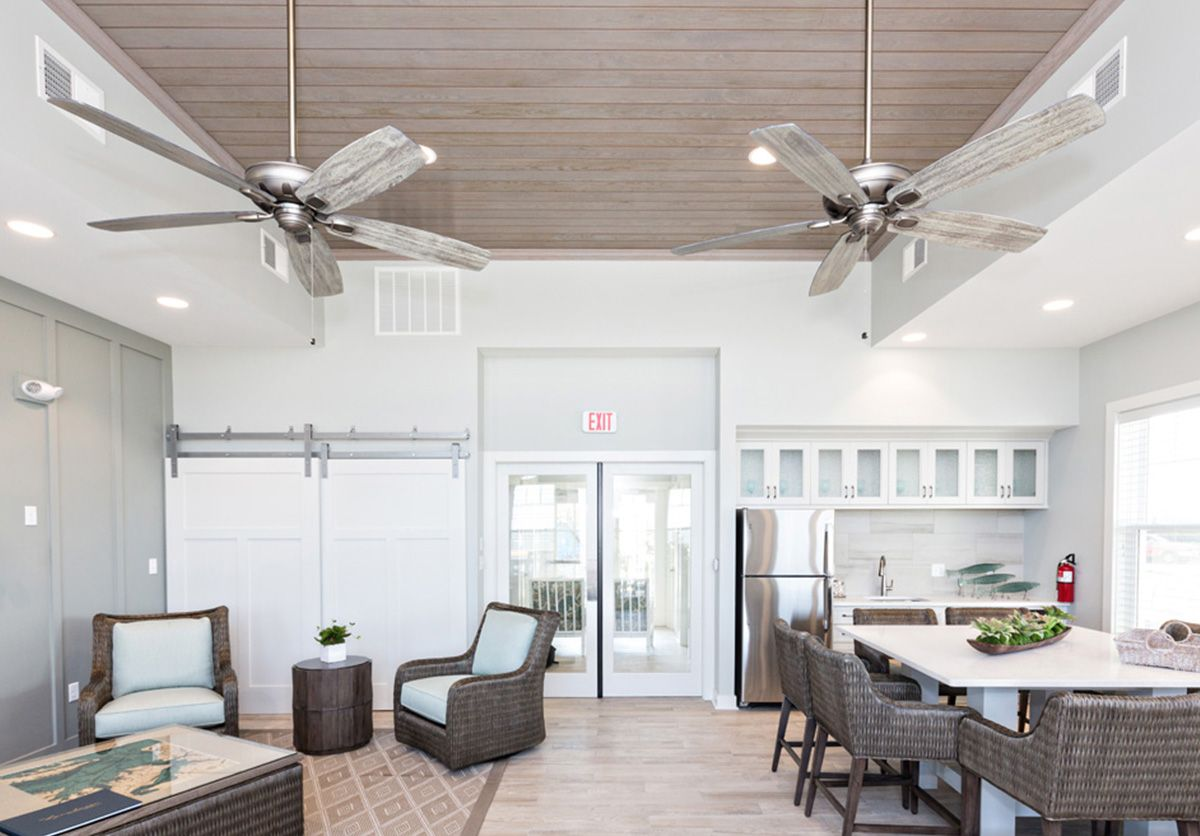 'Point Chesapeake on the Bay' by Napolitano Homes in Norfolk-Newport News