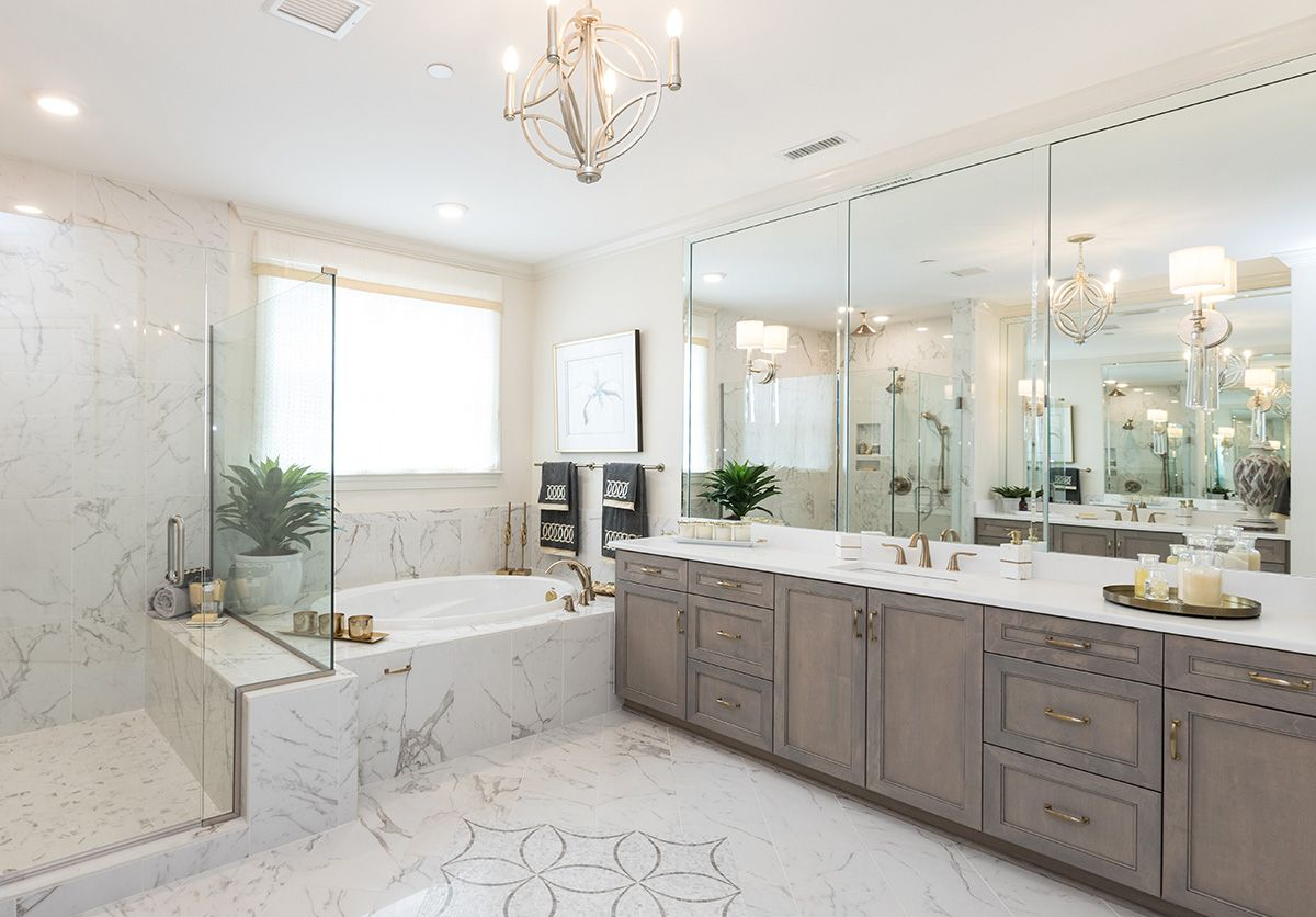 Bathroom featured in The Beacon By Napolitano Homes in Norfolk-Newport News, VA