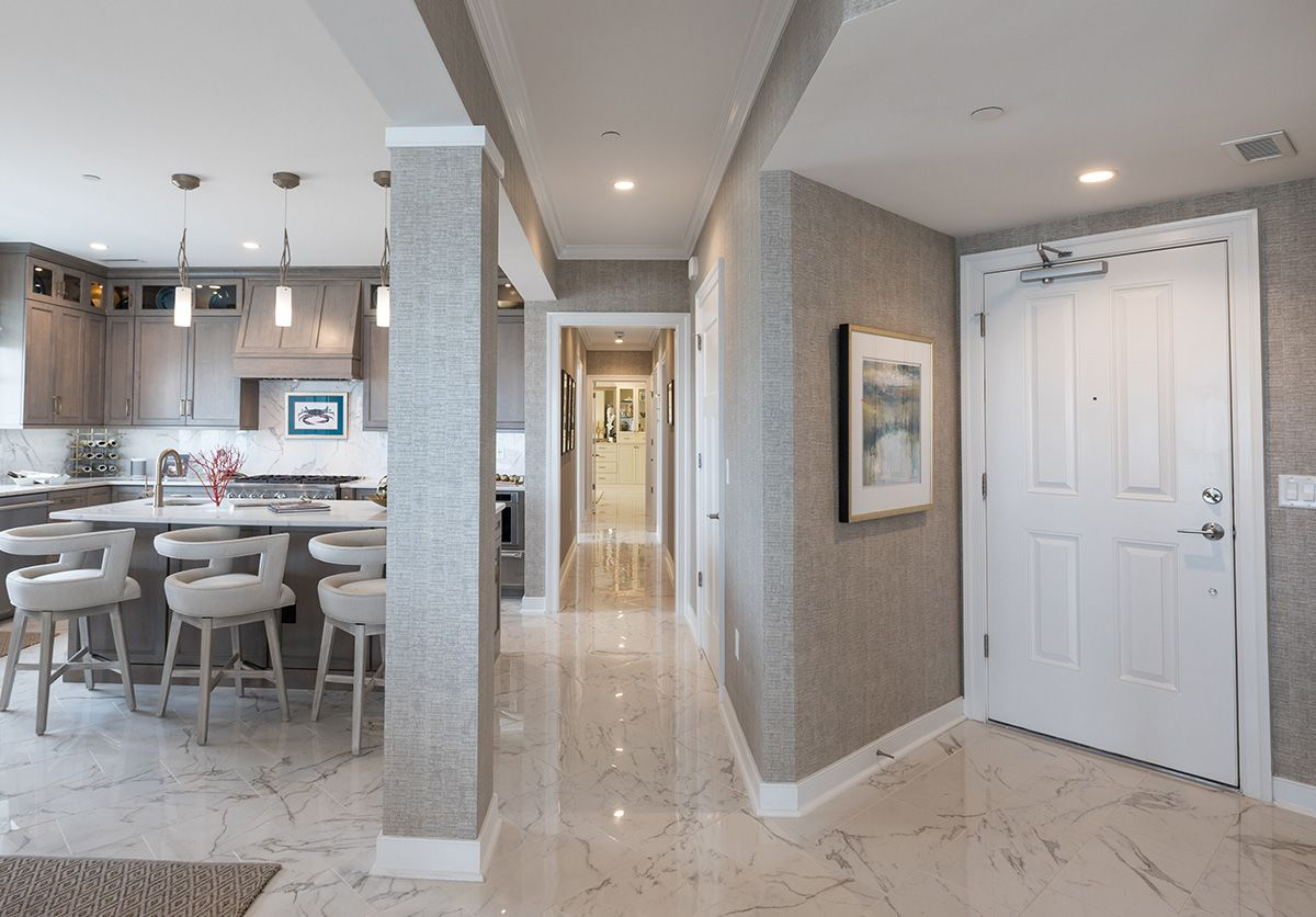 Living Area featured in The Beacon By Napolitano Homes in Norfolk-Newport News, VA