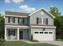 The Mondovi - Village Pointe: Suffolk, Virginia - Napolitano Homes